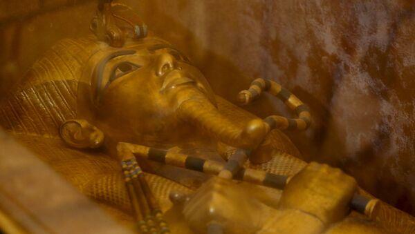 Grobowiec Tutanchamona w Luksorze - Sputnik Polska