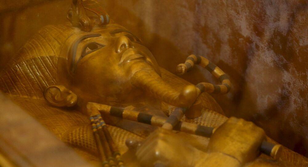Grobowiec Tutanchamona w Luksorze