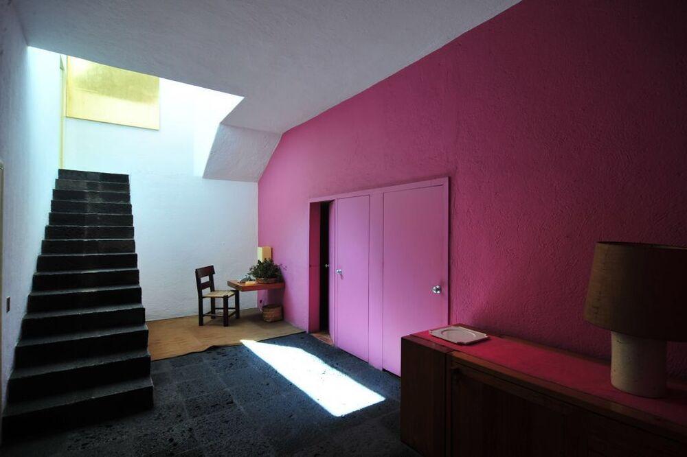 Dom architekta Luisa Barragana w Meksyku