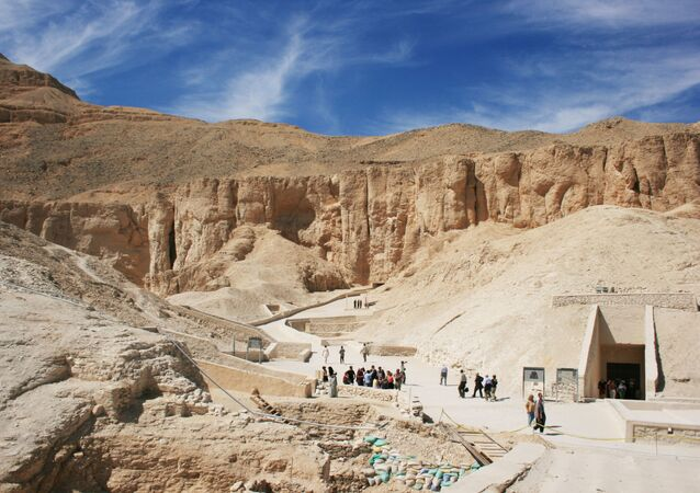 Dolina Królów w Egipcie