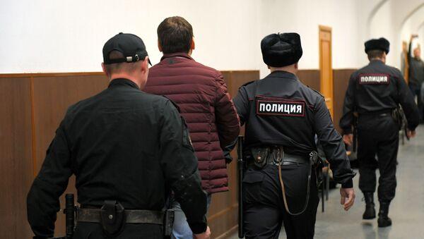 Aresztowania w sprawie Iwana Gołunowa - Sputnik Polska
