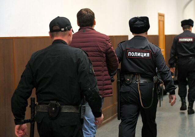 Aresztowania w sprawie Iwana Gołunowa