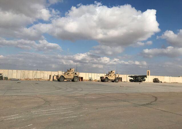 Baza Ain al-Asad w Iraku