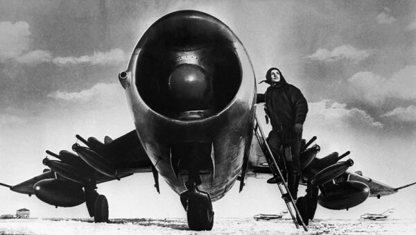 MiG-17PF - Sputnik Polska