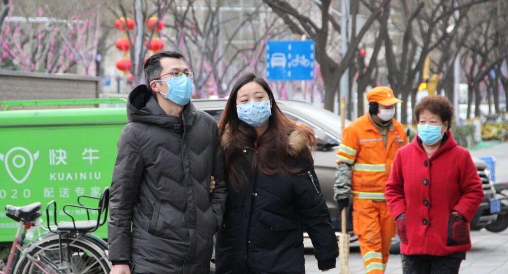 Koronawirus w Chinach