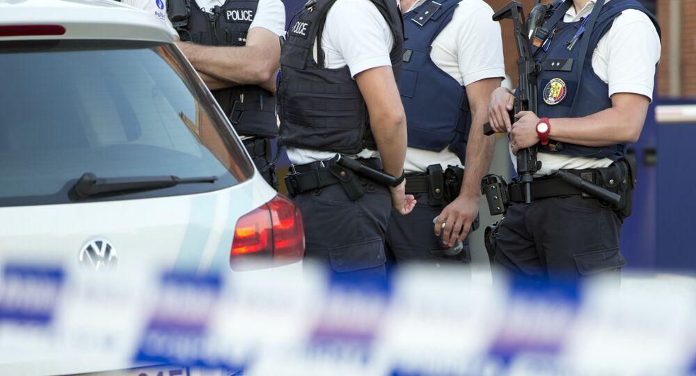 Belgijska policja