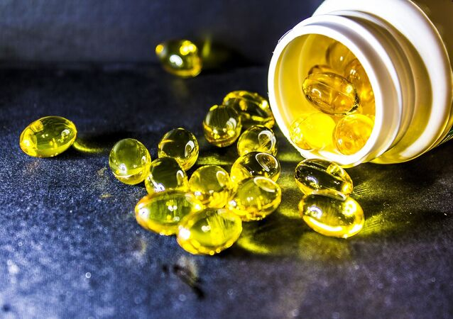Kapsułki z kwasem omega-3