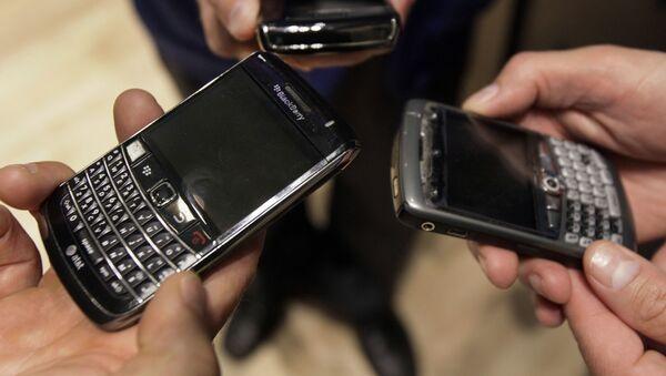 Smartfony BlackBerry - Sputnik Polska