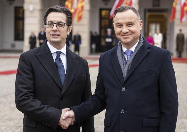 Prezydent Macedonii Północnej z wizytą w Polsce