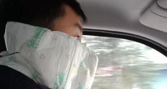 Koronawirus w Chinach.