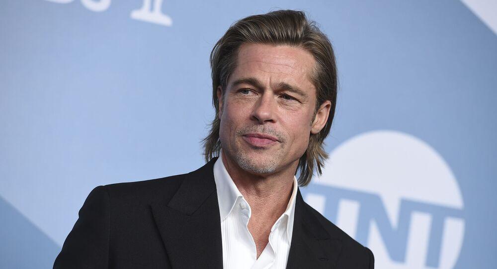 Aktor Brad Pitt