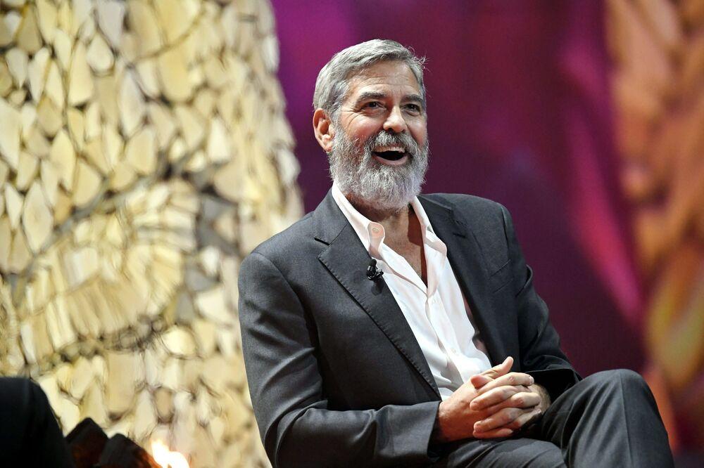 Aktor George Clooney