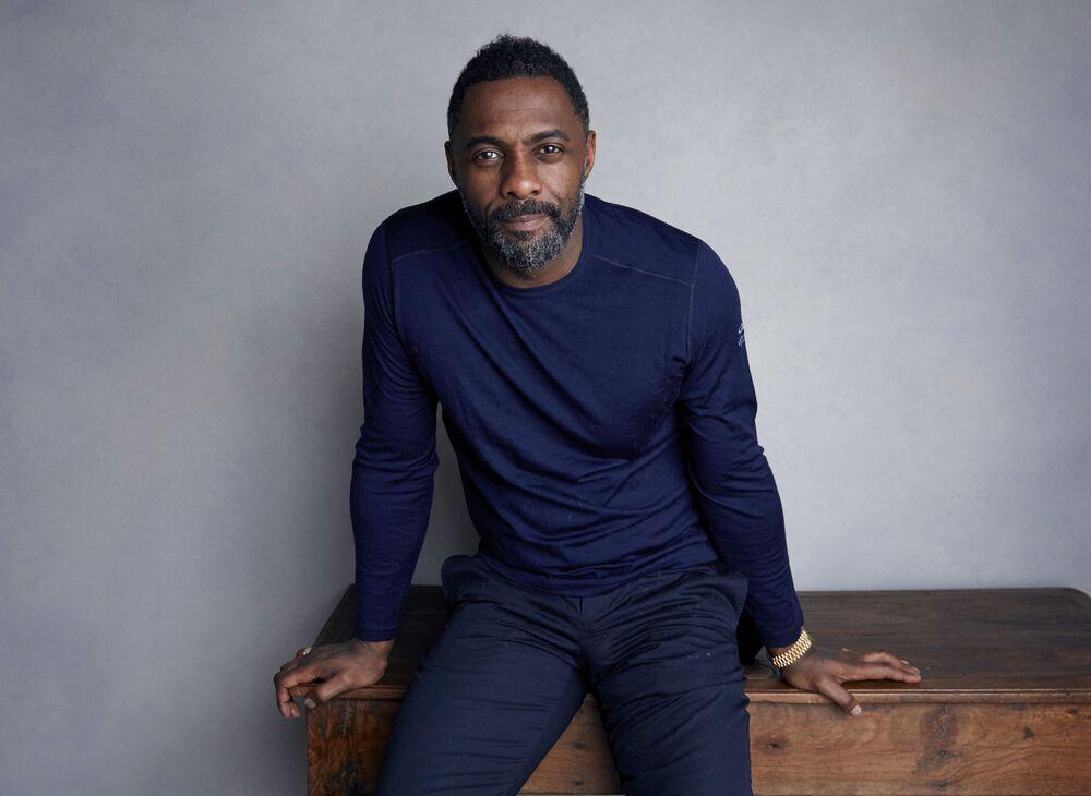 Aktor Idris Elba