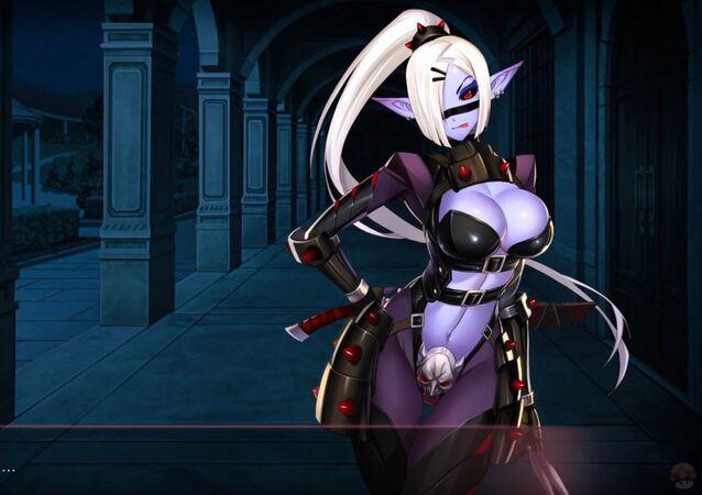 Screenshot chińskiej gry Mirror