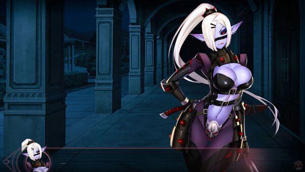 Screenshot chińskiej gry Mirror - Sputnik Polska