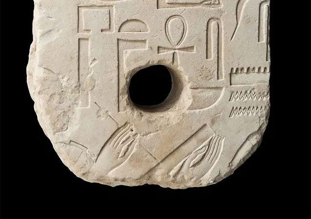 Starożytna egipska kotwica znaleziona w Izraelu