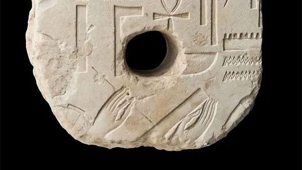 Starożytna egipska kotwica znaleziona w Izraelu - Sputnik Polska