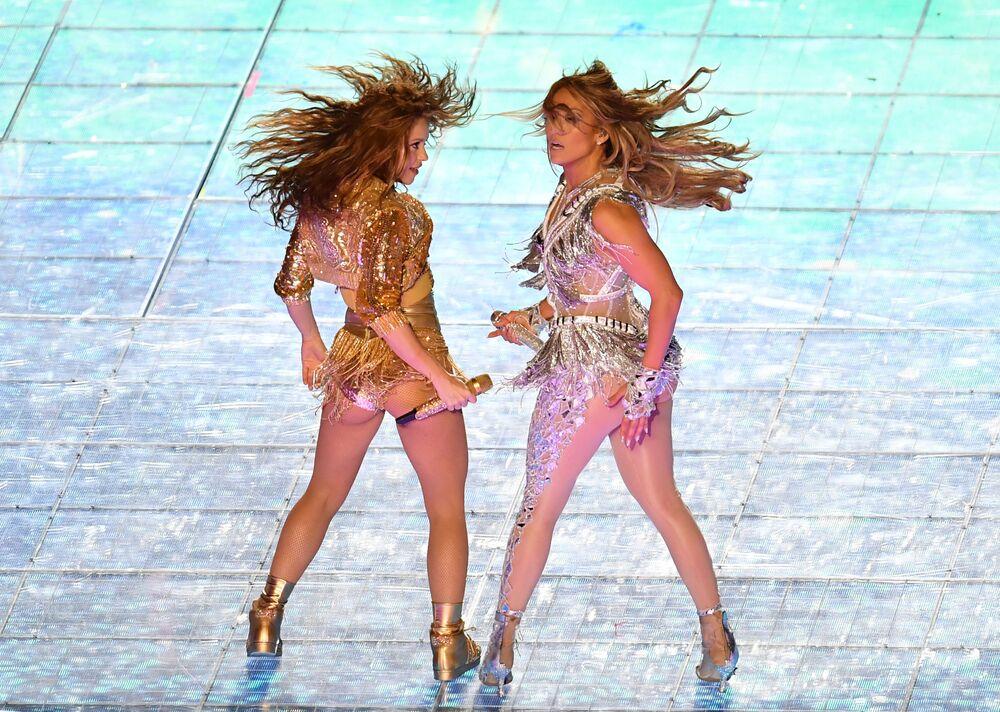 Duet Jennifer Lopez i Shakira
