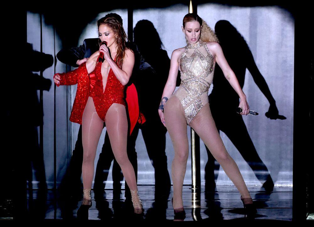 Duet Jennifer Lopez i Iggy Azalea