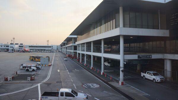 Lotnisko w Bangkoku - Sputnik Polska