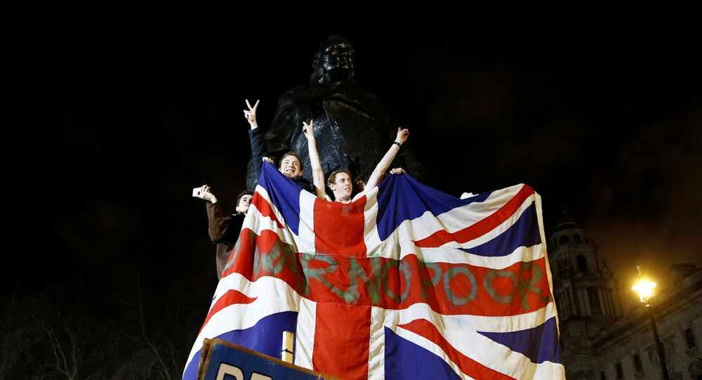 Brexit, 31 stycznia 2020