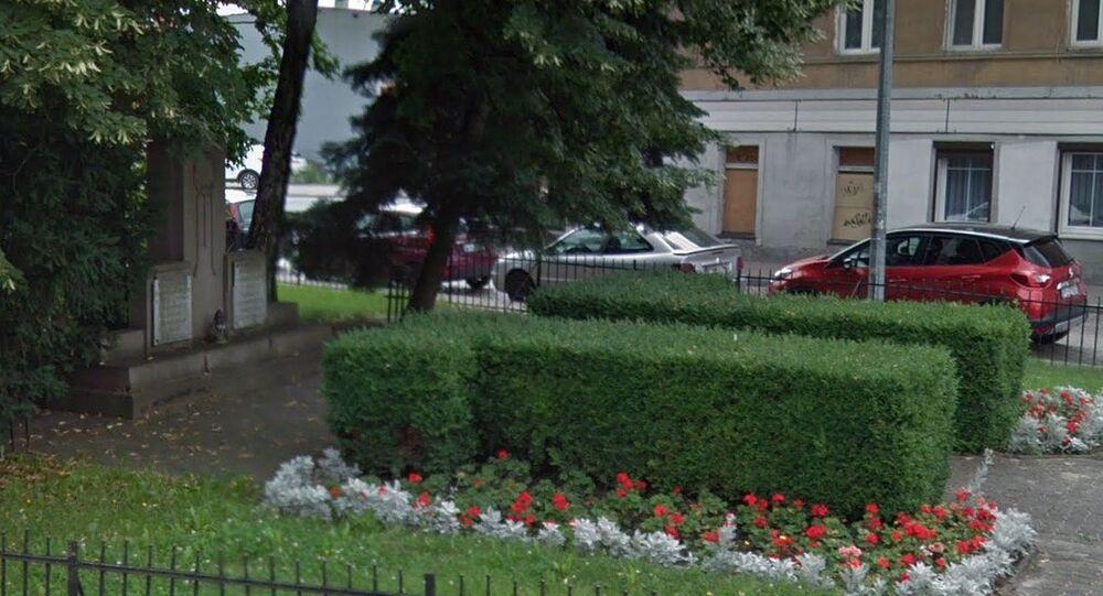 Pomnik Wdzięczności Armii Czerwonej w Lesznie