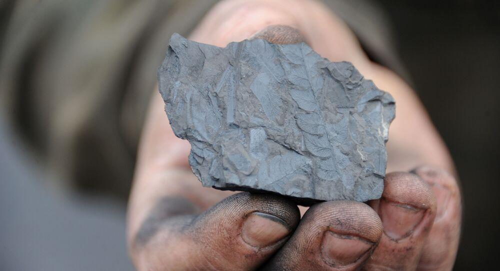 Wydobycie węgla
