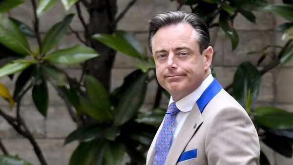 Bart De Wever  - Sputnik Polska