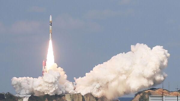 Start Н2-А w Japonii - Sputnik Polska