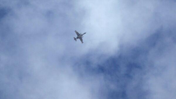 Rosyjski samolot wojskowy - Sputnik Polska