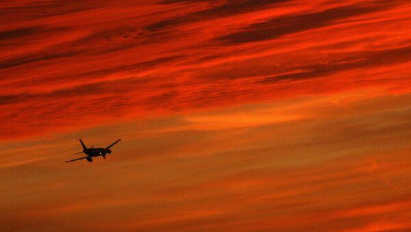 Samolot - Sputnik Polska