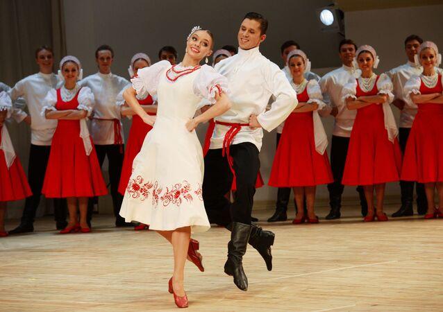 Zespół tańca ludowego im. Moisiejewa wystąpi w Polsce