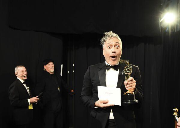 Taika Waititi zdobył Oscara w kategorii najlepszy scenariusz adaptowany  - Sputnik Polska