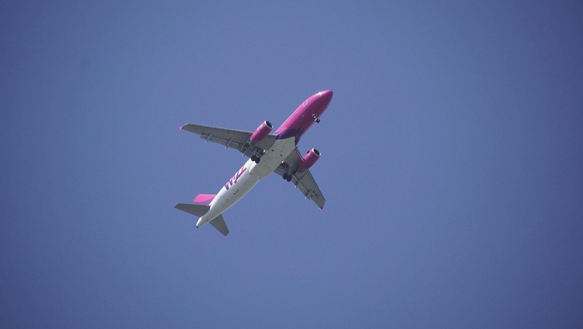 Samolot Wizz Air  - Sputnik Polska, 1920, 15.06.2021