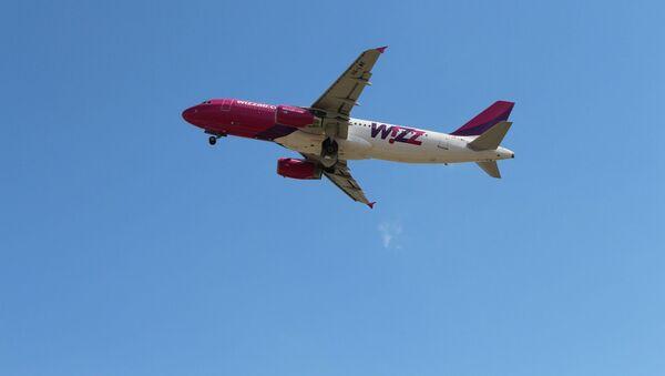 Samolot Wizz Air - Sputnik Polska