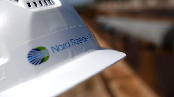 Budowa Nord Stream 2 w Petersburgu - Sputnik Polska