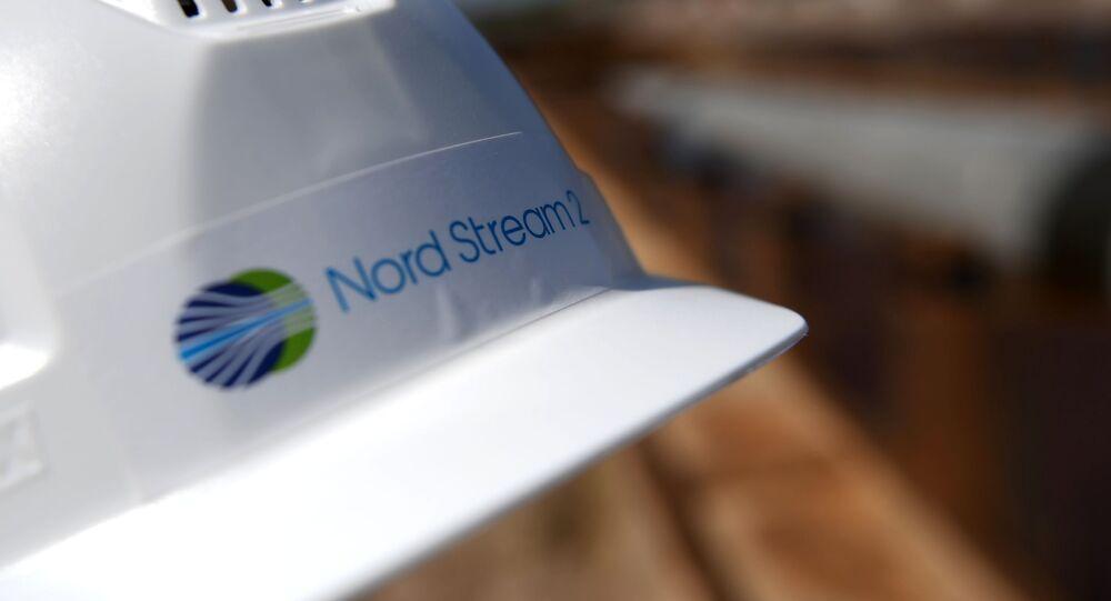 Budowa Nord Stream 2 w Petersburgu
