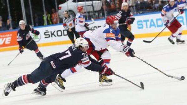 Mistrzostwa Świata w Hokeju na Lodzie 2015 - Sputnik Polska