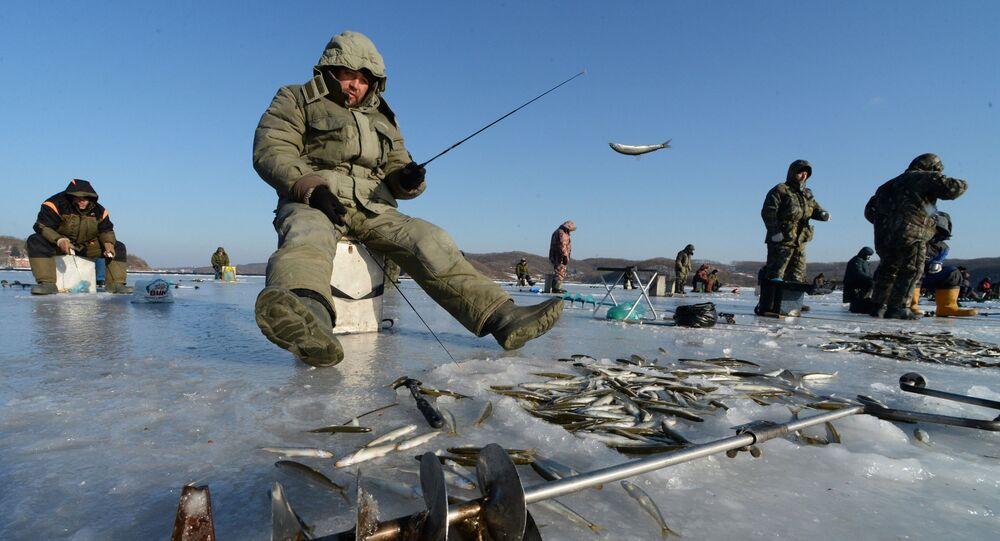 Wędkarstwo w Rosji