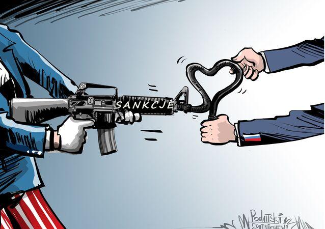 Jakie korzyści Rosja czerpie z amerykańskich sankcji