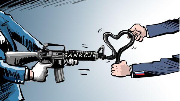 Jakie korzyści Rosja czerpie z amerykańskich sankcji - Sputnik Polska