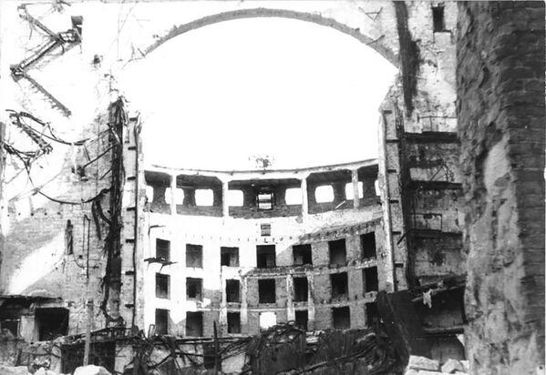 Drezno w lutym 1945 roku - Sputnik Polska