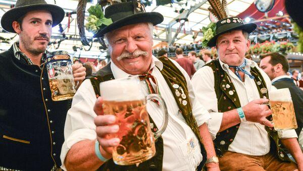 Festiwal Oktoberfest - Sputnik Polska