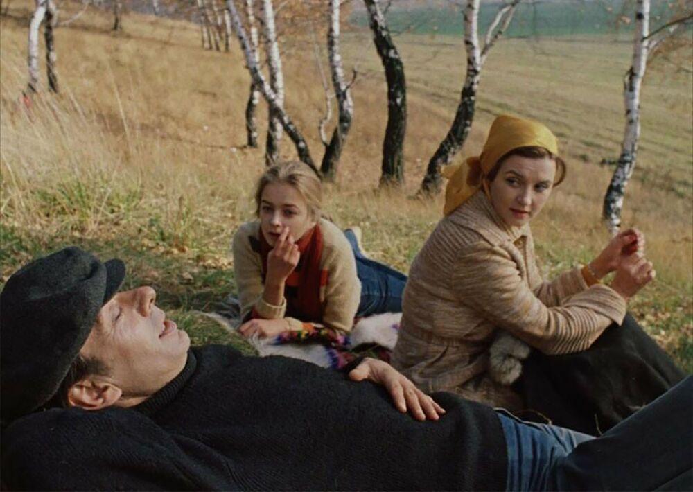 """Film radziecki """"Moskwa nie wierzy łzom"""""""