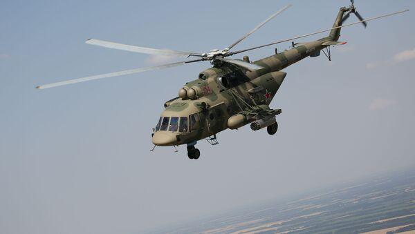 Mi-8 - Sputnik Polska