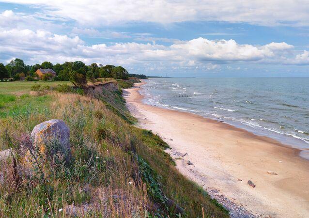 Bałtyk na Łotwie