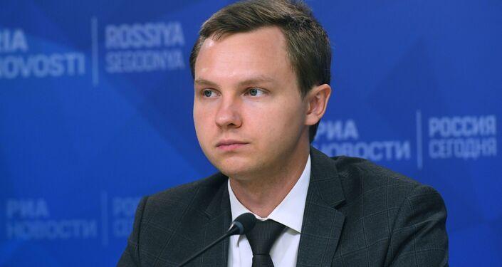 Analityk Narodowego Funduszu Bezpieczeństwa Energetycznego, ekspert Uniwersytetu Finansowego przy rządzie Federacji Rosyjskiej Igor Juszkow
