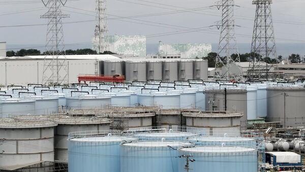 Elektrownia jądrowa Fukushima Nr 1 - Sputnik Polska