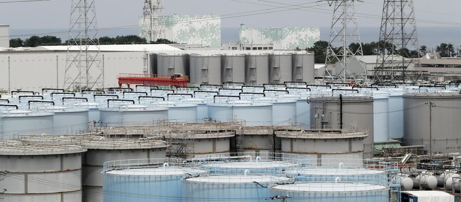 Elektrownia jądrowa Fukushima Nr 1 - Sputnik Polska, 1920, 13.04.2021
