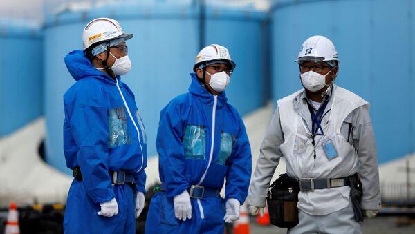 Elektrownia jądrowa Fukushima Nr 1, Japonia - Sputnik Polska